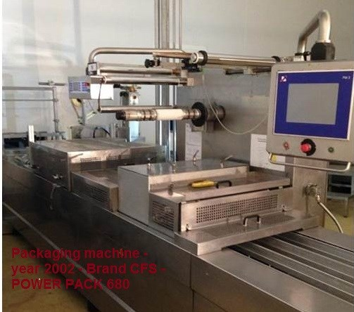 packaging machine - POWER PACK 680