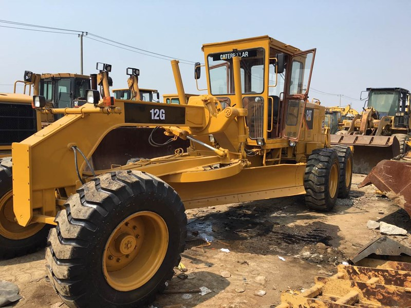 Graders Caterpillar 12g 120g 140g 14g 140h For Sale