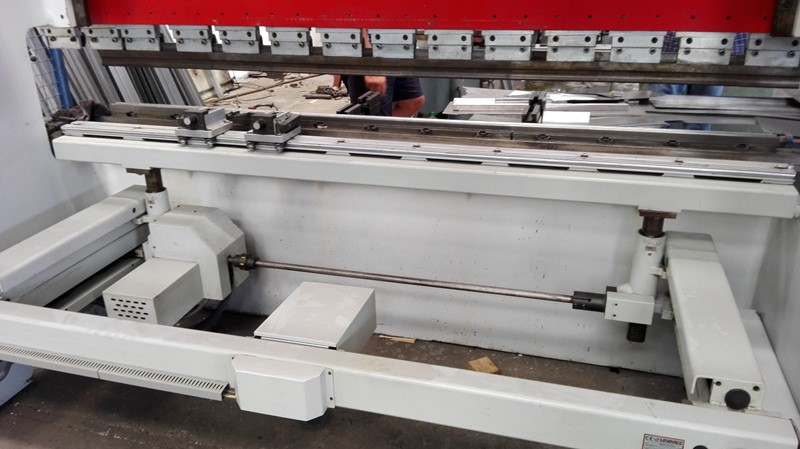 Press Brake Downstroke Dener Dmp 120 30 Cnc For Sale