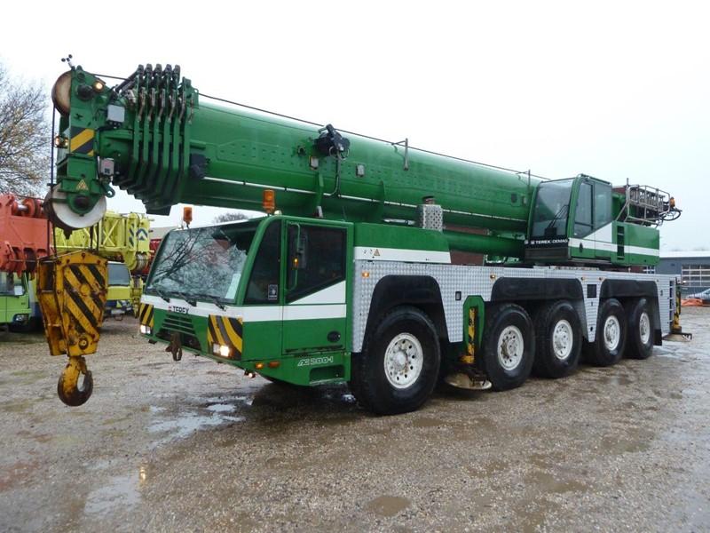 All Terrain Demag AC 200-1 for sale - IndustrialMachines.net