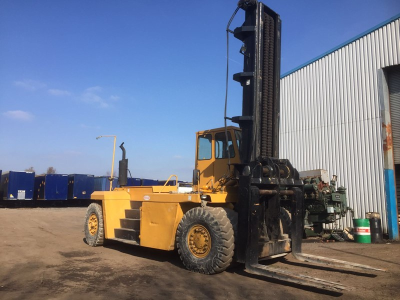 The latest machine from Diesel - Counterbalance