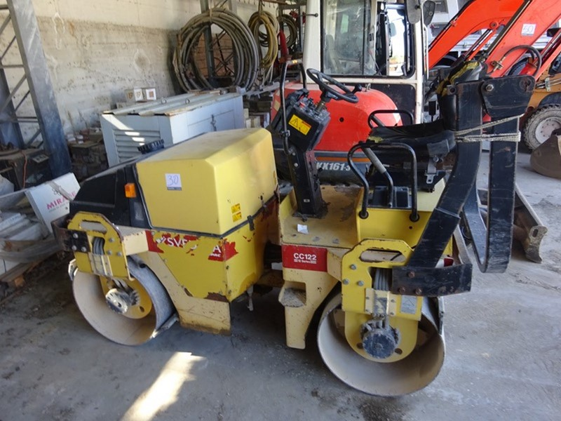 The latest machine from Road Planer