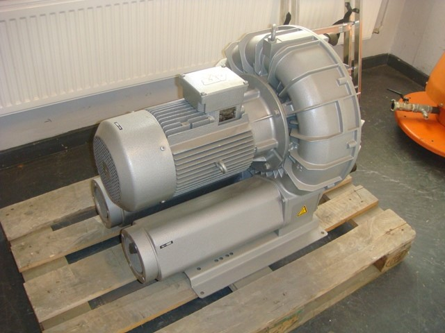 ELMO Rietschle SAP 1060 - Side-Channel Vacuum Pump/Compressor 690 m3/h, 240 mbar