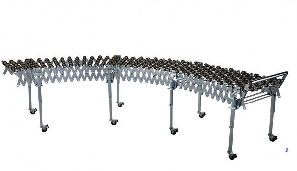 The latest machine from Conveyors