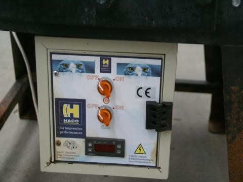 Combination Machines HACO - BIO4HEATING CGH 15 for sale ...