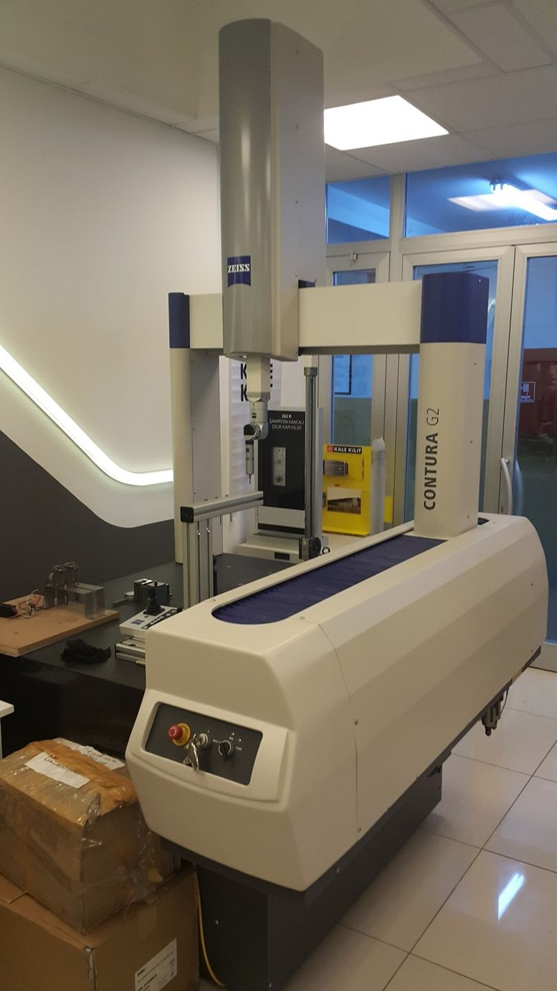 Co Ordinate Measuring Zeiss Contura G2 Rds For Sale