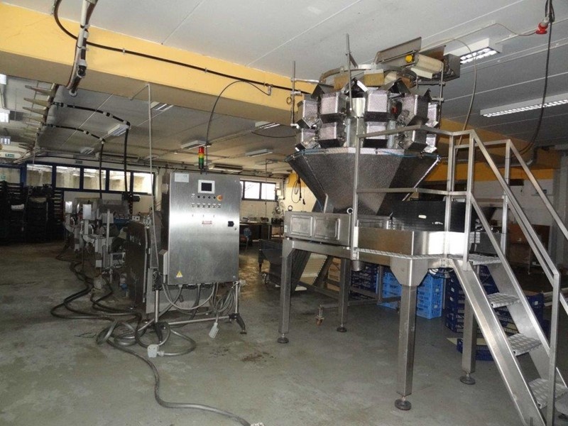 The latest machine from Complete Food Processing Lines