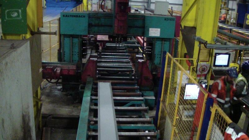 ... KALTENBACH KD1015 CNC Drilling Line for sale - IndustrialMachines.net