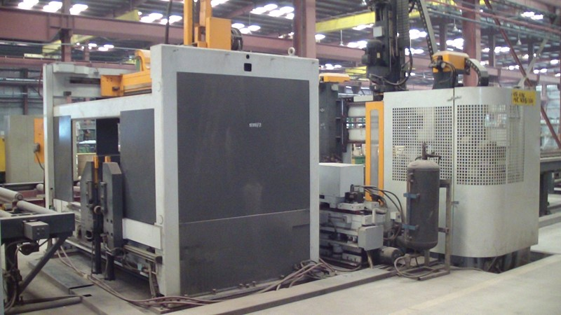 The latest machine from Beams & Sections - Thermal Cutting
