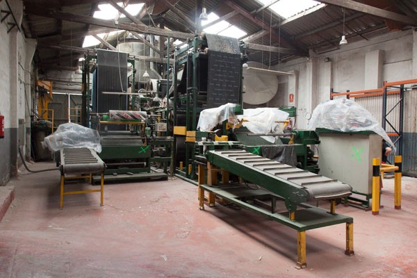 The latest machine from Asphalt Sheet Production