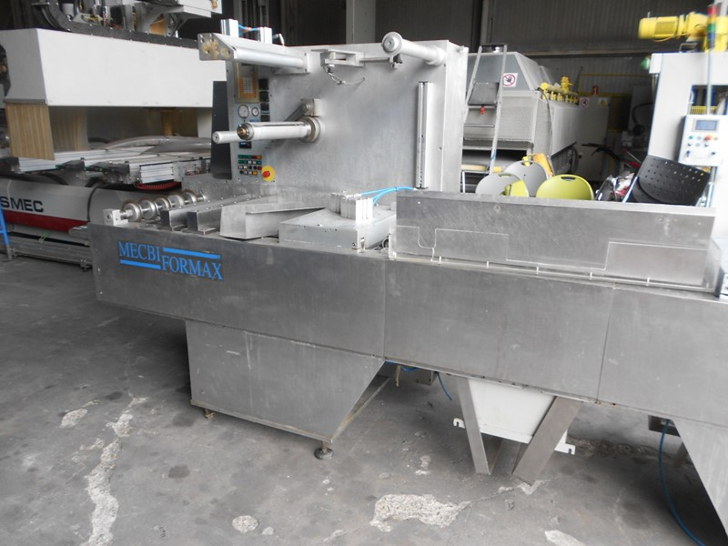 The latest machine from Thermoforming Extrusion
