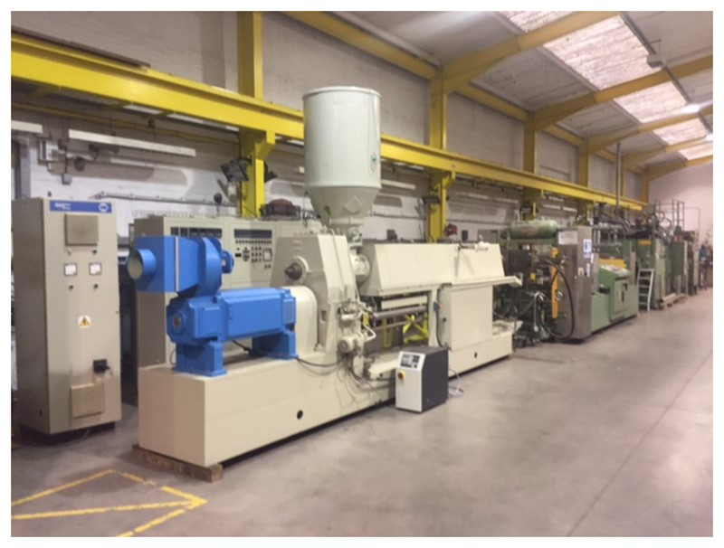 OMV - In Line Omv/Welex Co-extrusion Ps Line