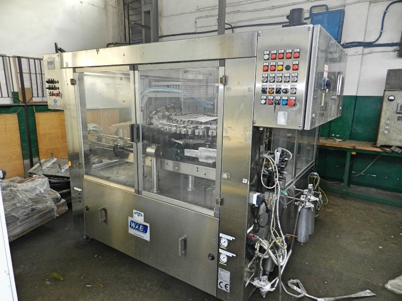 The latest machine from Bottling / Liquid Equipment