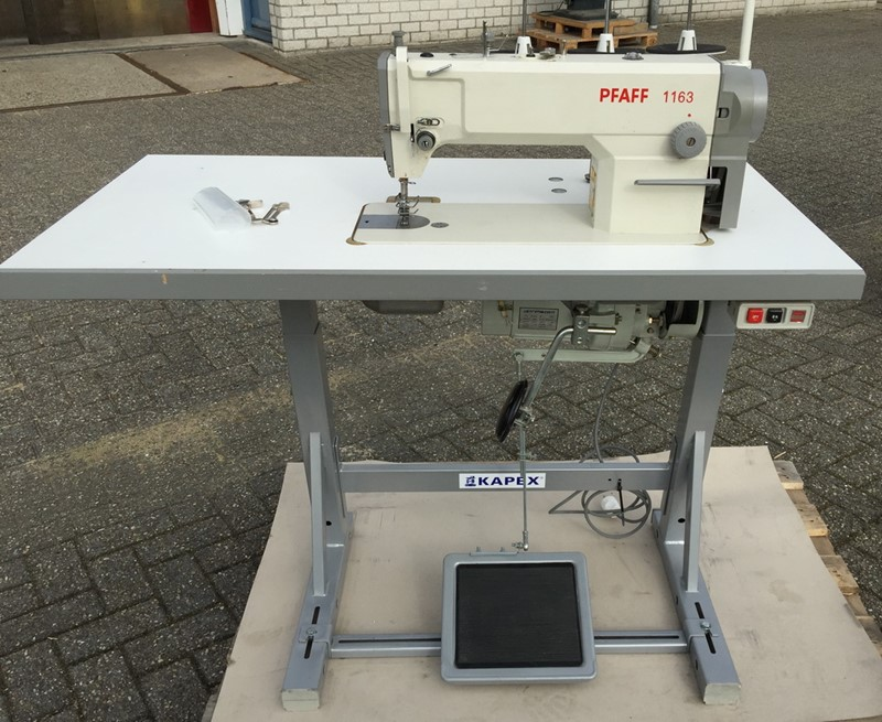 Sewing Machines Pfaff 1163 For Sale Industrialmachines Net
