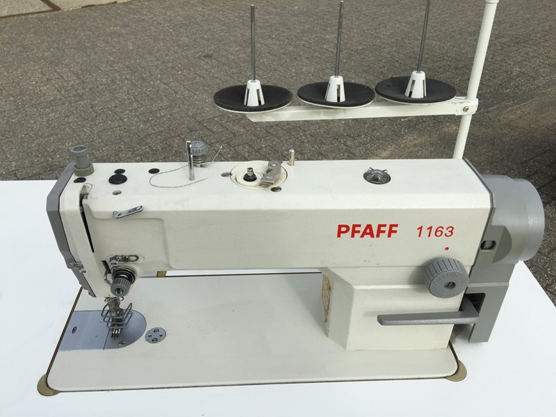 Sewing Machines Pfaff 1163 For Sale Industrialmachines Net