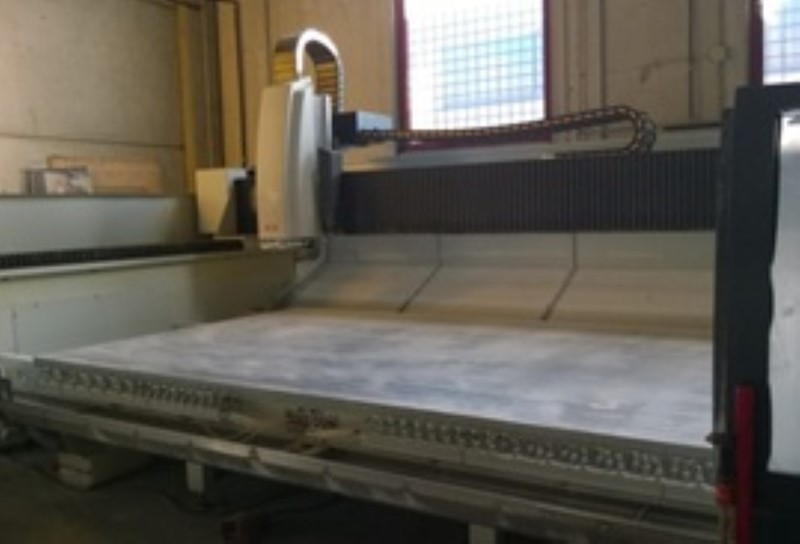 The latest machine from CNC Machines