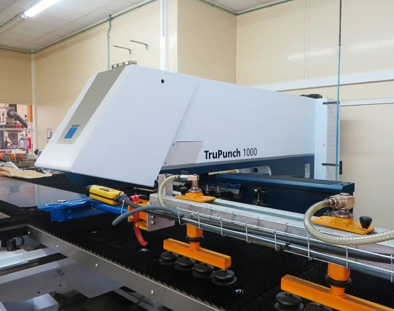 Punch Press Trumpf Trupunch 1000 For Sale
