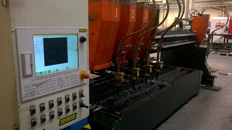 The latest machine from Plasma Cutter