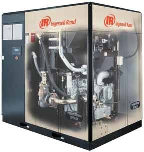 Oil Free Screw Air Compressor 43 m3/h - Ingersoll-Rand SC/SM 300 - VSD - WC - ASG2459
