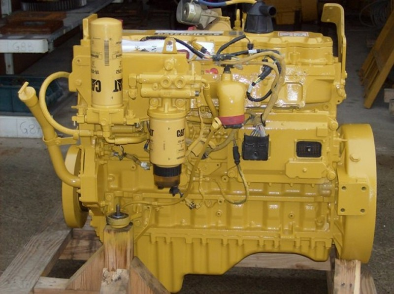 Industrial Engines Caterpillar 3126 for sale ...