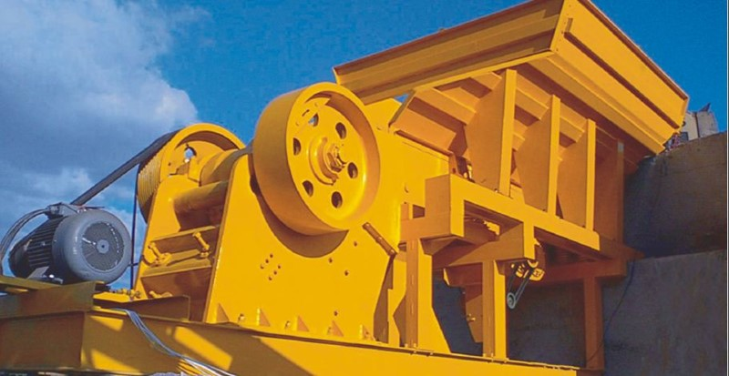 CONSTMACH - 600 x 380 mm JAW CRUSHER – URGENT DELIVERY