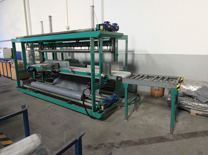 RAELMA  - roll packing machine