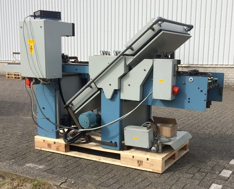 Folding Mbo T49 4x For Sale Industrialmachines Net