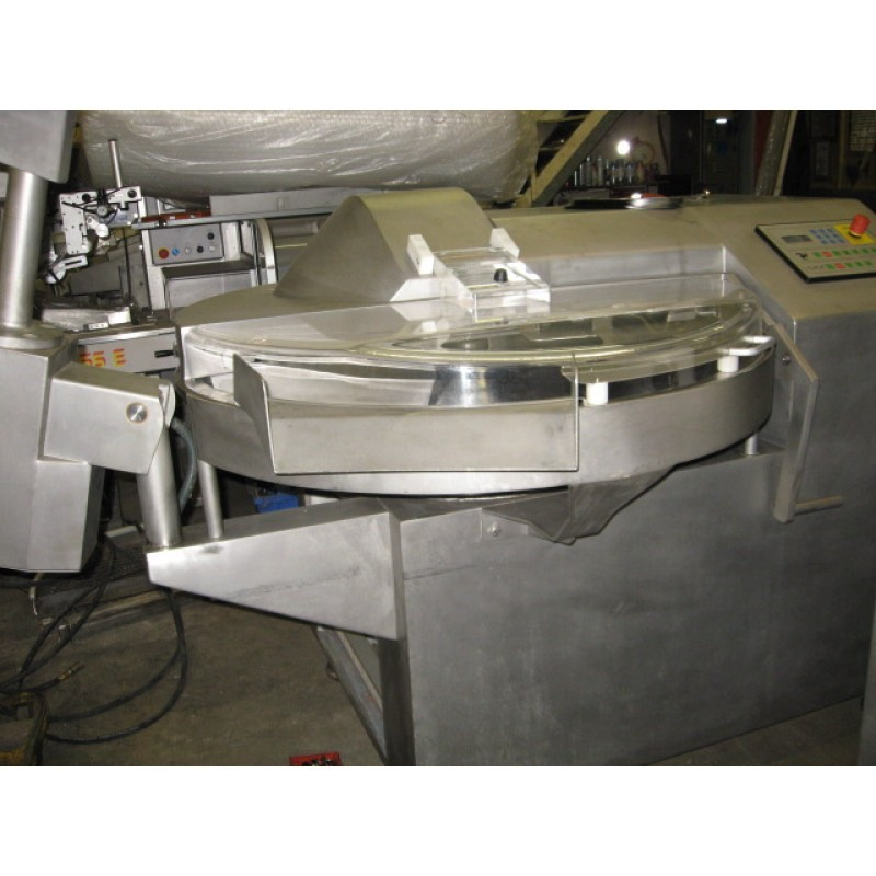 The latest machine from Cutting / Slicing / Dicing / Grating