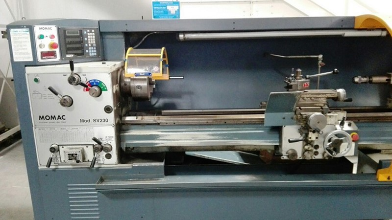The latest machine from Lathe - Automatic - Single Spindle
