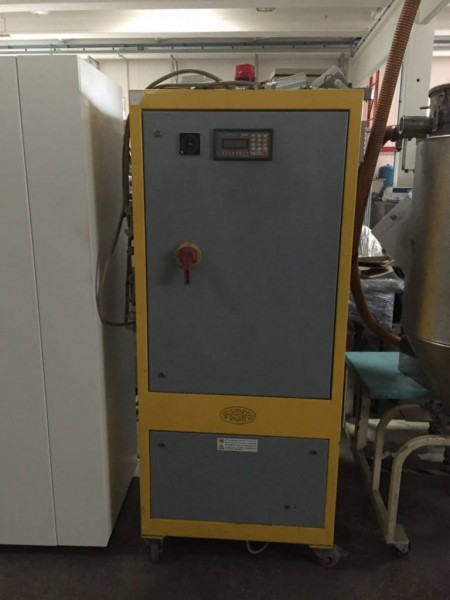The latest machine from Chiller