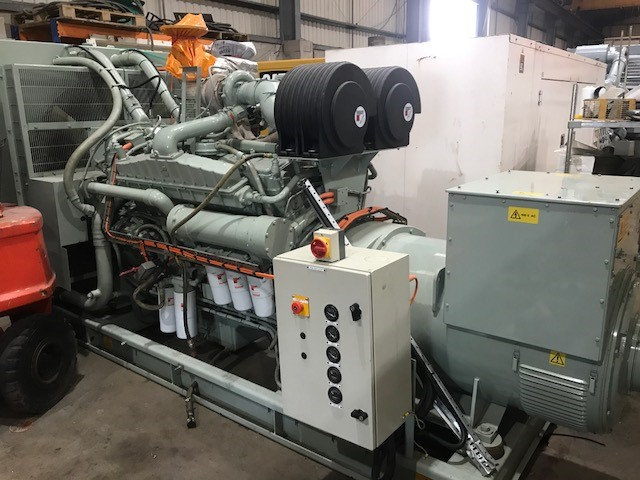 The latest machine from Generator Set - Diesel