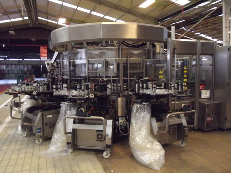 The latest machine from Food & Beverage