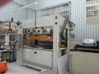 The latest machine from Vacuum Former
