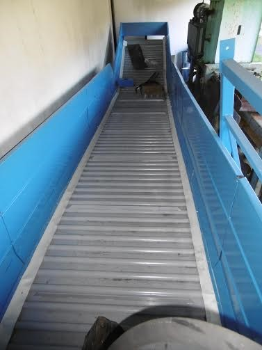 ITALIAN CONSTRUCTOR - CHAIN BELT CONVEYOR