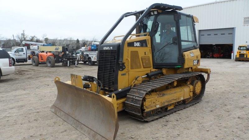 The latest machine from Dozers