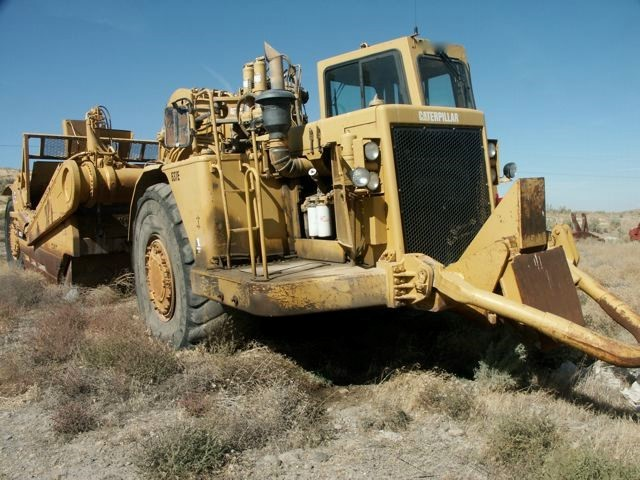The latest machine from Graders & Scrapers