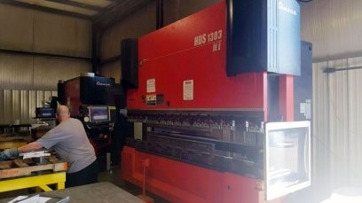 Press Brake - Downstroke AMADA HDS-1303NT for sale