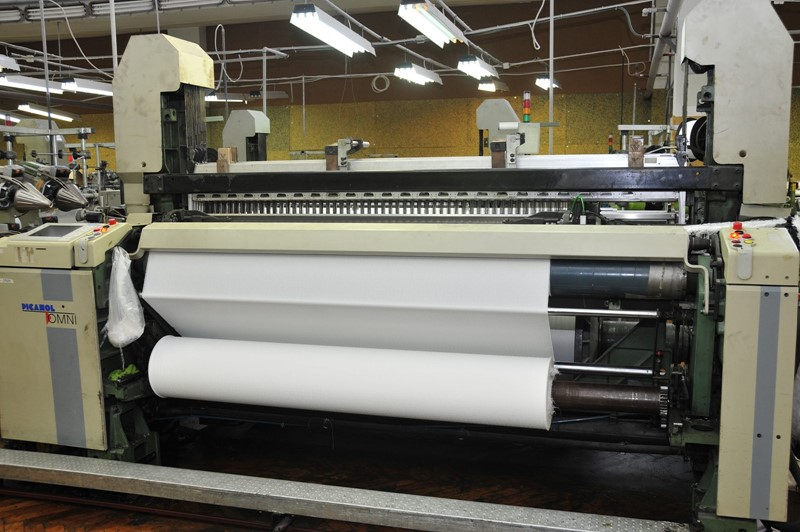 The latest machine from Textiles