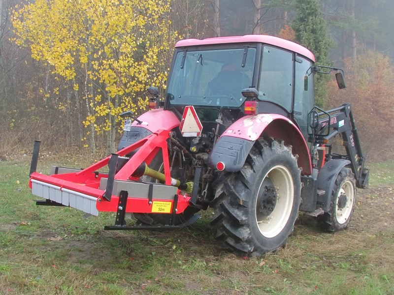 The latest machine from Tillage Equipment