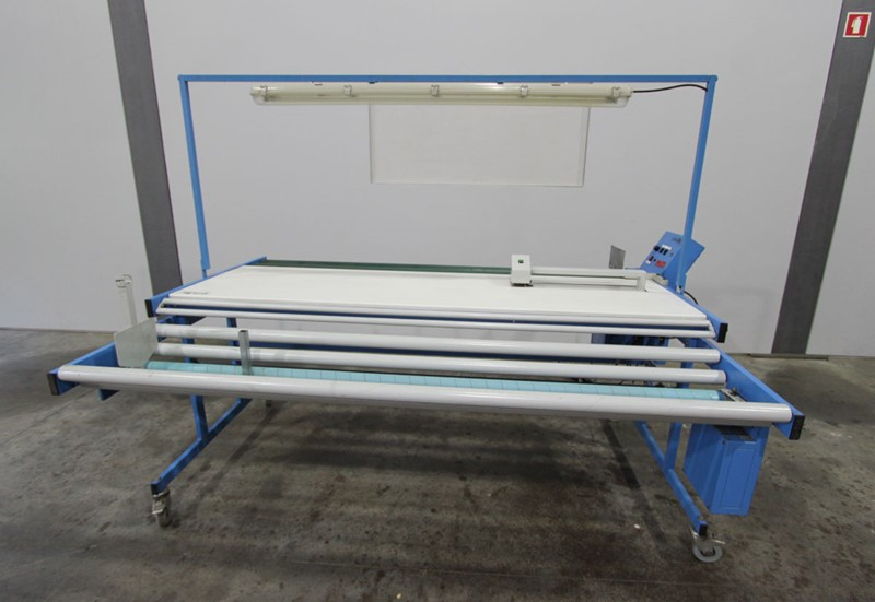 The latest machine from Linear Fabric Measuring Machine