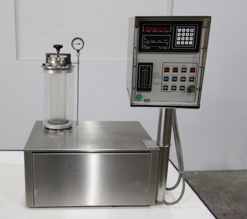 The latest machine from Quality Control - Laboratory