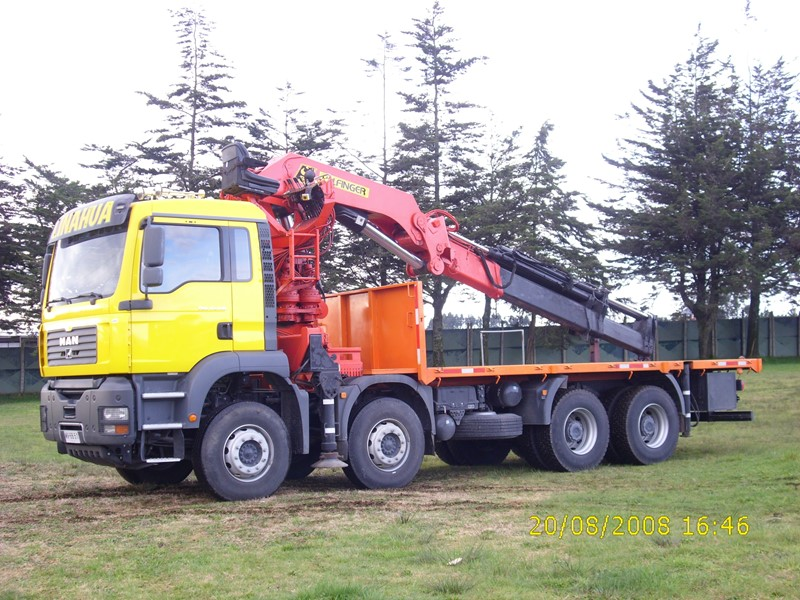 The latest machine from Miscellaneous Handling