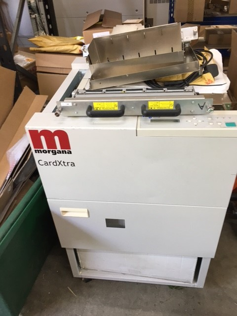 The latest machine from Paper Cutter