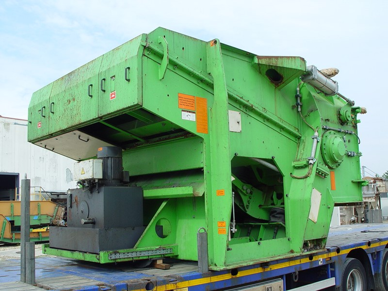 Vecoplan Shredder - 2500