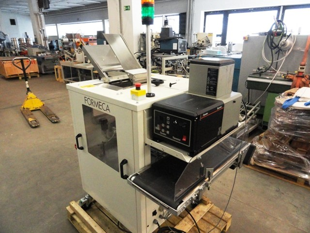 The latest machine from Folding Carton