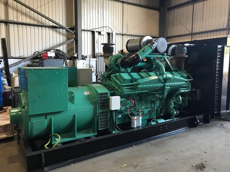 The latest machine from 501 to 2200kva