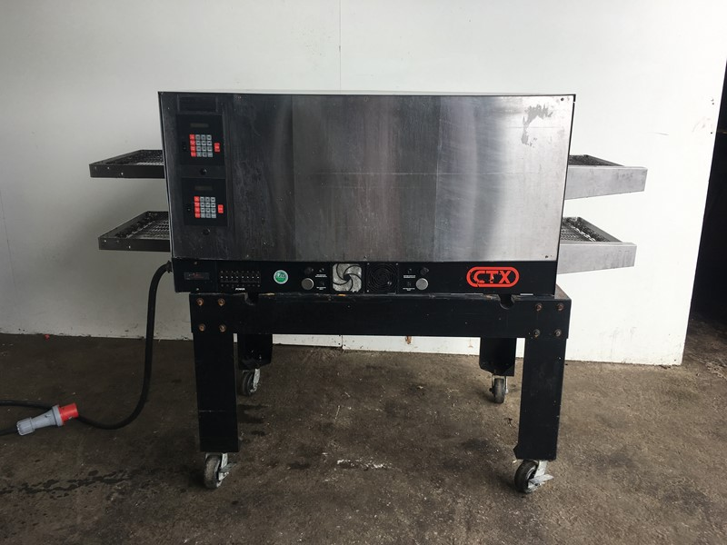 The latest machine from Deck Ovens