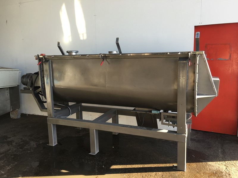 Gardner - Ribbon blender 1000L
