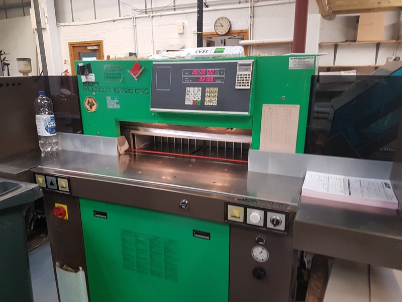 Guillotines Eba Multicut 10 720 Cnc For Sale