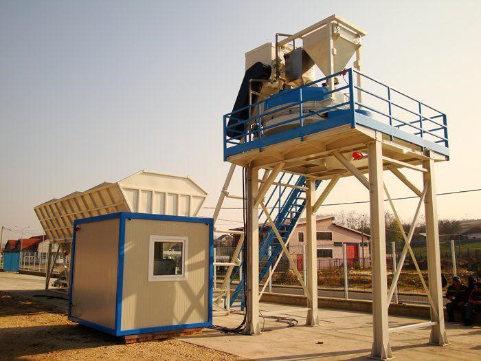 SUMAB - PRODUCTIVE MODEL! T-60 (60m3/H) Stationary Plant